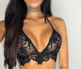 Sexy Lace Embroidery..